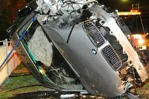 В ДТП с BMW X5 погибло 4 человека