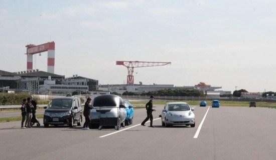 Компания Nissan анонсировала новую автономную систему безопасности автомобилей