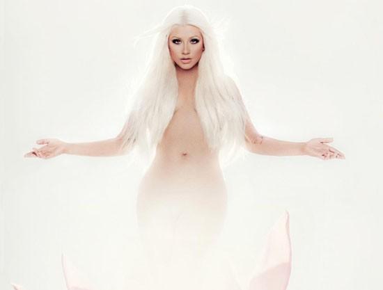 Кристина Агилера выпустит подарочное издание нового альбома «Lotus»