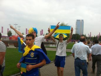 Сегодня футбольная сборная Украины сыграет со сборной Черногории