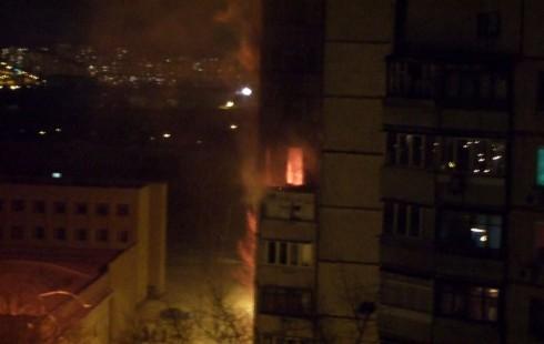 В Харькове взорвался многоэтажный дом