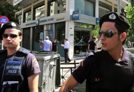 Теракт в Греции: в торговом центре в Афинах прогремел взрыв