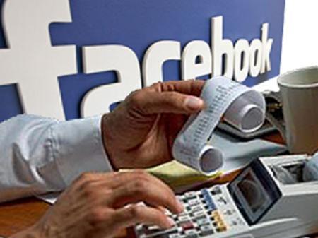 Прибыль Facebook сократилась в 5 раз