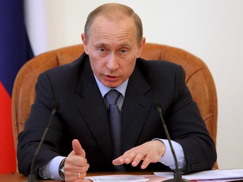 Владимир Путин дал оценку экономической ситуации в России