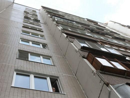 В Харькове ребенок выжил после падения с 8-го этажа