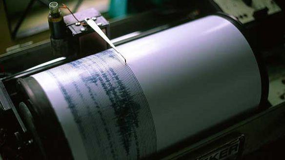 В море возле Сочи произошло землетрясение