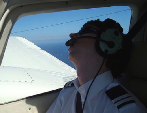 В США пассажирский самолёт приземлился с пилотом, находившимся без сознания
