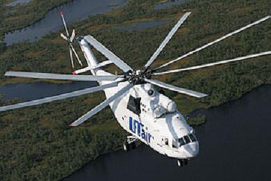 В Конго пропал российский вертолёт Ми-8