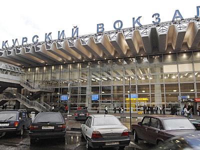 В Москве в перестрелке на Курском вокзале пострадала беременная девушка и молодой человек