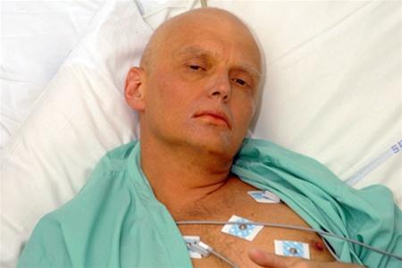 Александр Литвиненко получил от британской разведки 90 тысяч фунтов