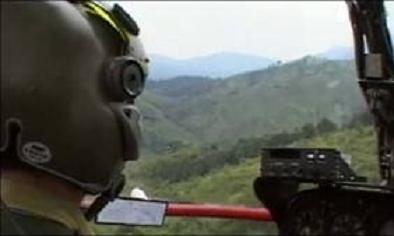 Найдены обломки российского вертолета, пропавшего в Конго