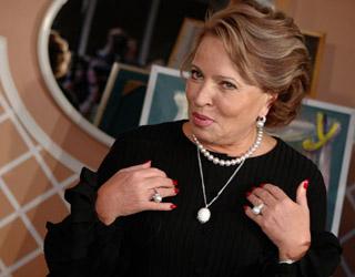 Рейтинг 100 самых влиятельных женщин России снова возглавила Валентина Матвиенко
