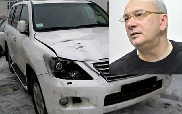 Константин Меладзе признан невиновным в ДТП