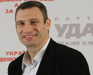 Виталий Кличко будет баллотироваться на пост президента Украины