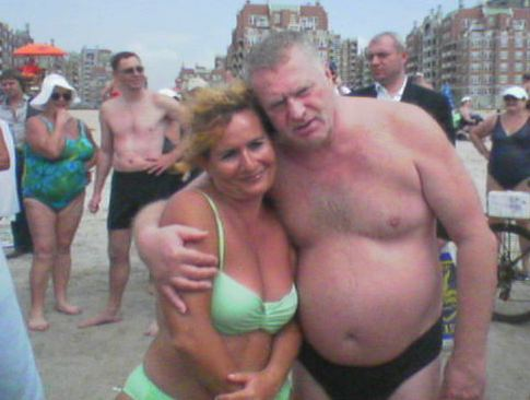 Секс жереновского