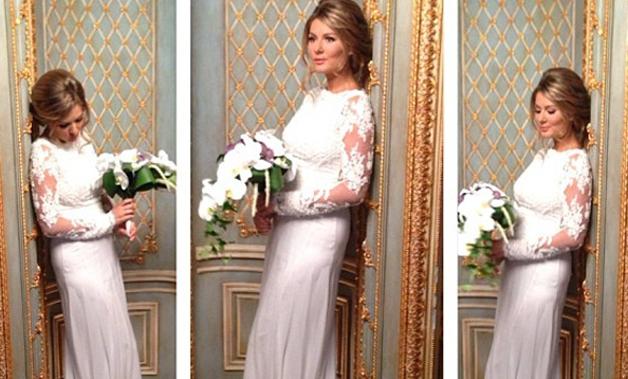 Мария кожевникова свадьба