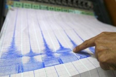 Области произошло землетрясение