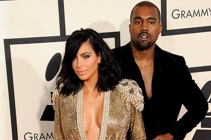 Муж подарил Ким Кардашьян лифчик за 5 миллионов долларов