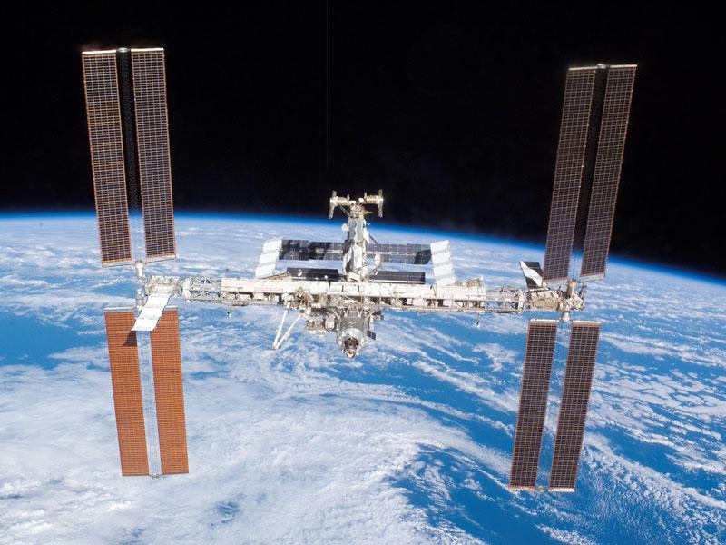 Астронавты NASA выйдут в открытый космос