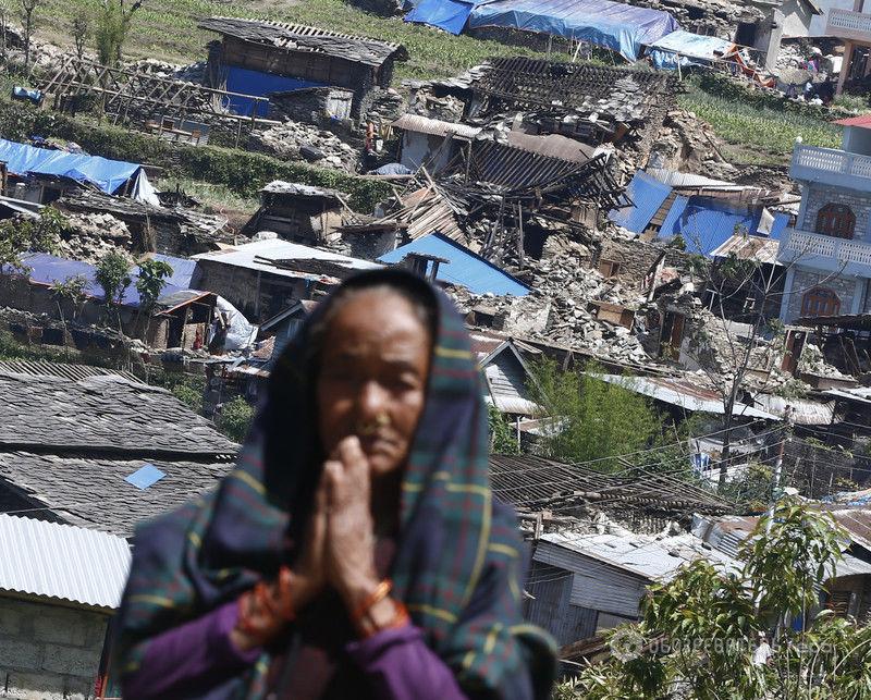 В Непале после землетрясений пропали 12 российских туристов