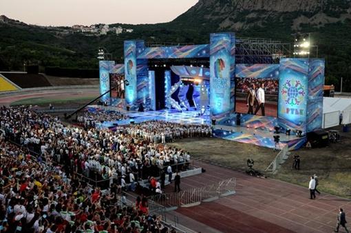 В Крыму стартует «Детская Новая волна 2015»