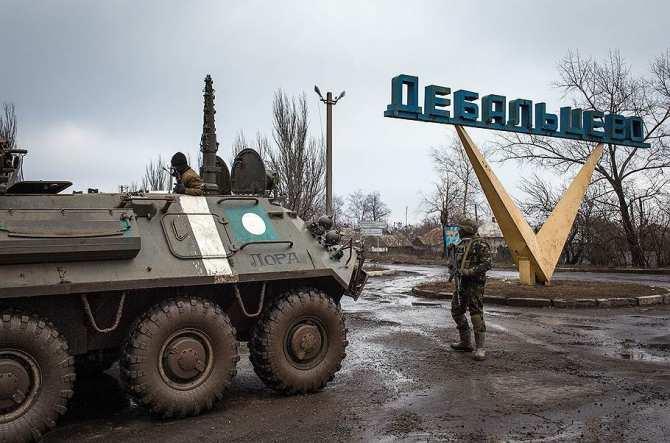 Кремль не собирается возвращать Дебальцево под контроль Киева