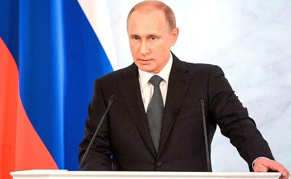 Президент РФ поручил разработать специальный закон о российской нации