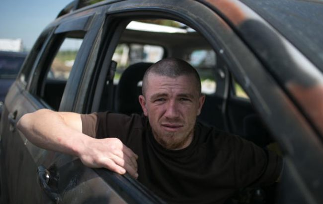 В Донецке прошли похороны Арсена Павлова «Моторолы» (фоторепортаж)