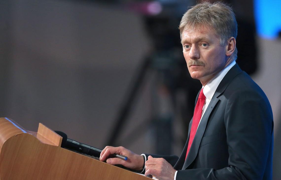В Кремле подтверждают решение Путина по вооруженной миссии ОБСЕ на Донбассе
