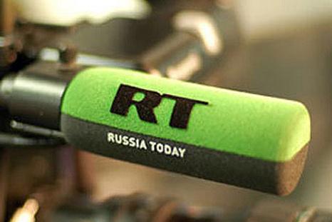 В Великобритании заблокированы счета российского канала Russia Today
