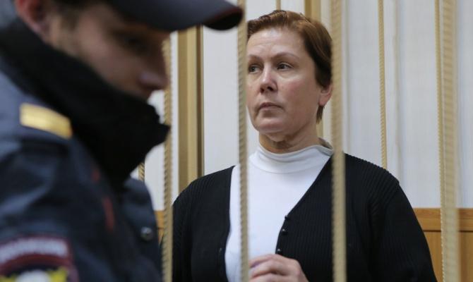 Директор Библиотеки украинской литературы Шарина отказалась признавать себя виновной на суде
