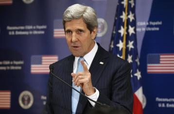Джон Керри: Санкции не позволили РФ добраться до Киева