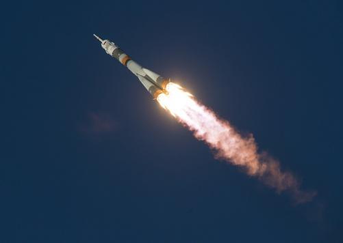 Космический корабль «Прогресс» после запуска с Байконура не выходит на связь