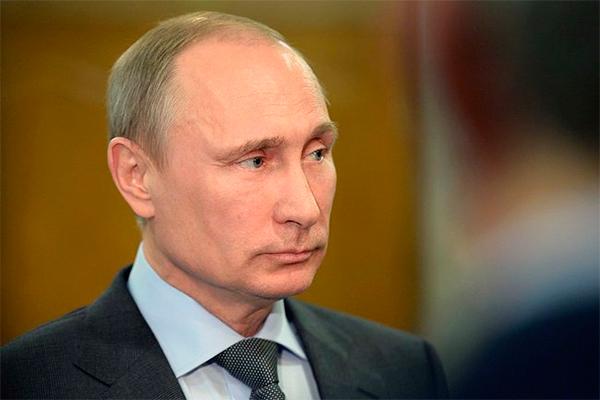 Путин подписал указ о выводе РФ из соглашения о Гаагском суде