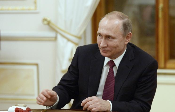В Кремле заявляют о решении Путина о поставках газа в украинский Геническ
