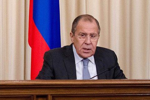 Во время встречи в рамках ОБСЕ Лавров обозвал «дебилом» оператора Reuters
