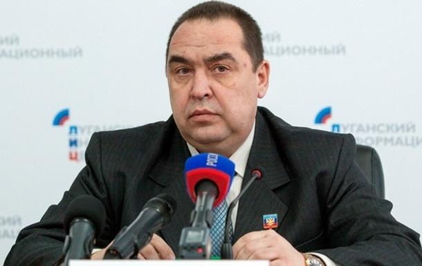 СБУ вызывает на допрос Плотницкого – «главу ЛНР»