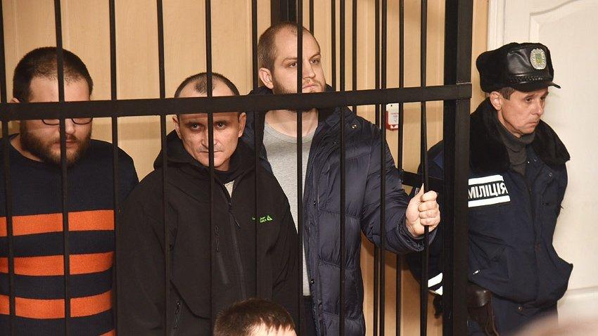 В Одессе суд по «делу 2 мая» закончился дракой