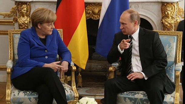 Владимир Путин пообещал Ангеле Меркель освободить Савченко