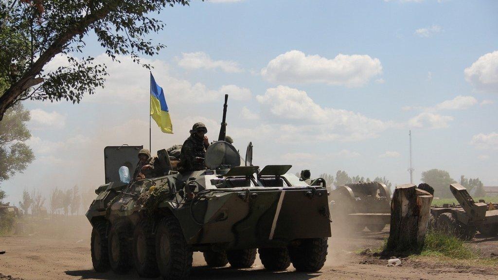 На майские праздники в Донбассе объявлен режим тишины