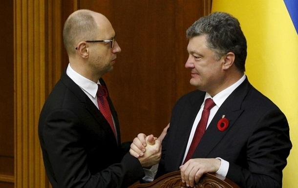 Большинство украинцев неодобряют действий Рады ипрезидента— Опрос