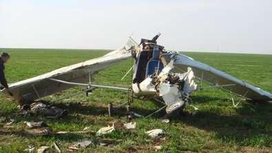 Самолет с жителем из Луганска разбился под Ростовом