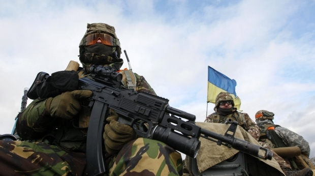 В зоне АТО накануне праздника Пасхи погибло двое украинских бойцов, еще четверо ранены