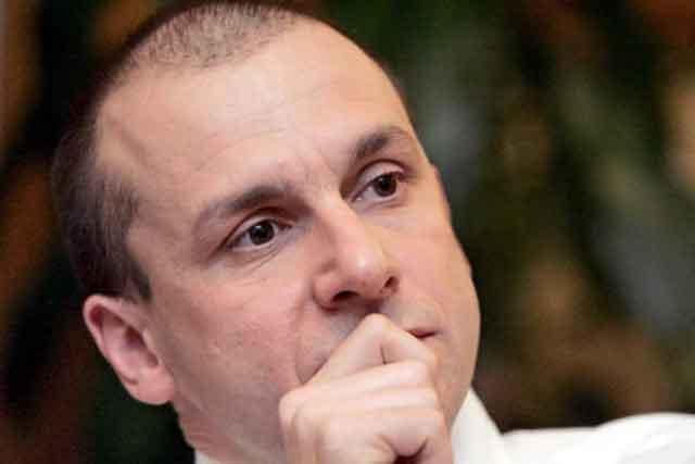 Бизнесмен из России Григоришин получил гражданство Украины