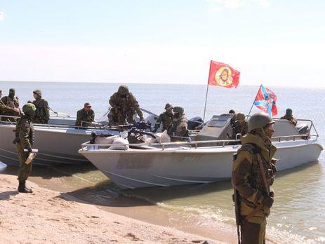 Госпогранслужба сообщает о проведении учений «ДНР» в Азовском море