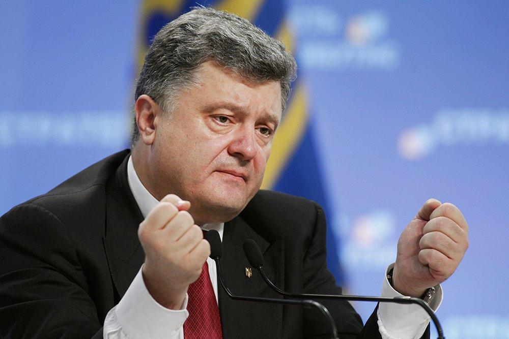 Порошенко положительно оценивает работу Саакашвили в Украине