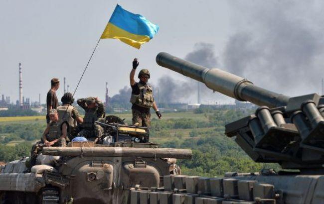 Штаб АТО: Ситуация на Донбассе немного стабилизировалась