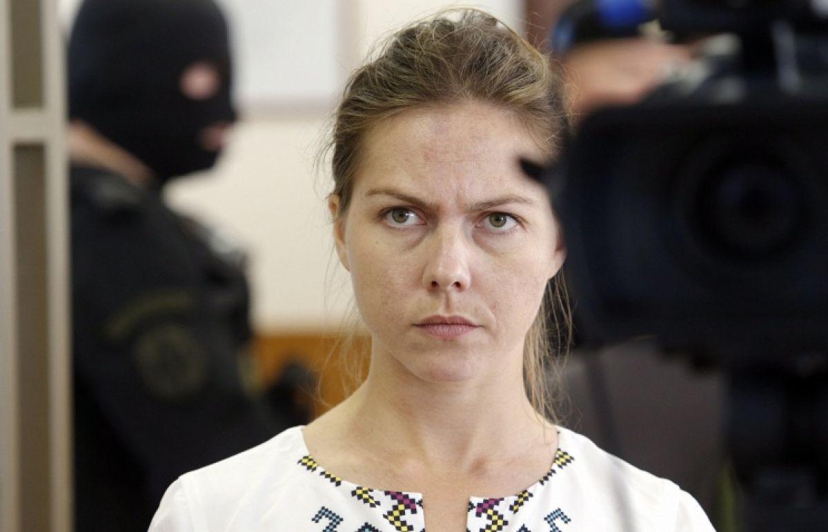 В России отменили розыск Веры Савченко