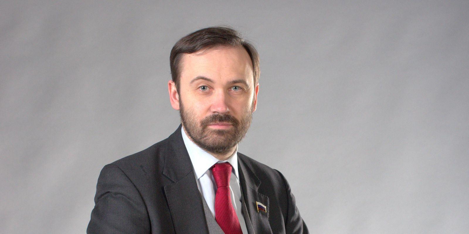 Депутат Пономарев, не поддержавший аннексию Крыма, лишен мандата
