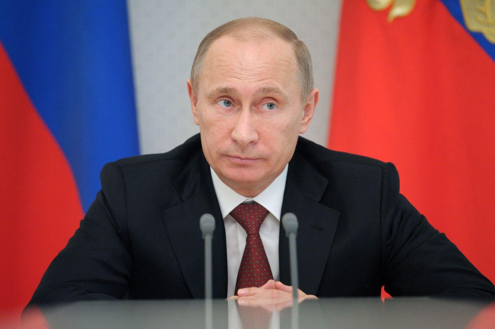 Путин: пока не будет амнистии боевиков, Москва не будет выполнять «Минск-2»